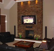 wall fireplace ideas cool best 25 wall mounted fireplace ideas