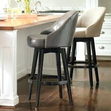 Swivel Bar Stool With Back Counter Height Bar Stools With Low Back Counter Height Stools