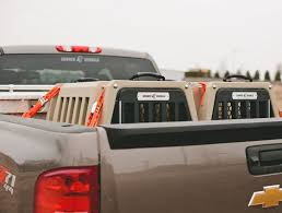 Truck Bed Dog Crate The Gunner Kennel Is Designed For Travel Learn Why The Design