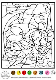 coloriage magique 192 dessins à imprimer et à colorier page 14