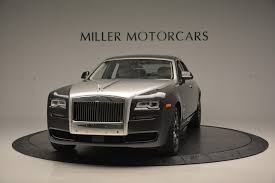 roll royce grey 2016 rolls royce ghost series ii stock r379 for sale near