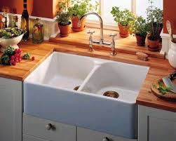Kitchen With Farm Sink - kitchen backsplashes country kitchens with farmhouse sinks