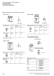 wiring diagram earth leakage circuit breaker 28 images dz47