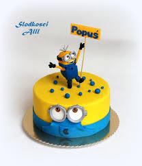 minions birthday cake minion birthday cake by alll cakes cake decorating daily