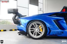 blue chrome lamborghini 8 chrome blue liberty walk lamborghini aventador pur wheels lx12