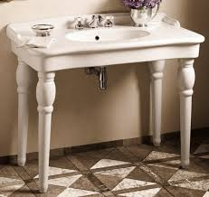 Console Sinks For Small Bathrooms - console sinks bathroom sinks bath the home depot regarding