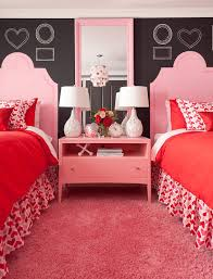 Kids Rooms For Girls by Red Rooms For Girls 845