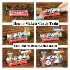 shenanigans approved christmas candy trains so easy great gift