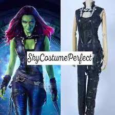 gamora costume guardians of the galaxy gamora suit costume