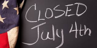 july 4th independence day what s open and closed