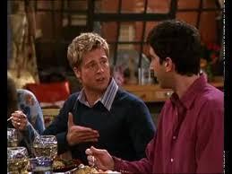 thanksgiving with friends phoebe ross matt