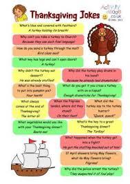thanksgiving jokes printable holidays thanksgiving