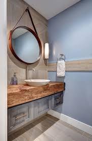 Modern Powder Room Mirrors 27 Best Baños Microcemento Images On Pinterest Bathroom Ideas