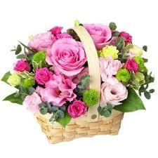 flower baskets princess basket flower chimp