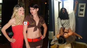 20 most offensive halloween costumes of all time youtube