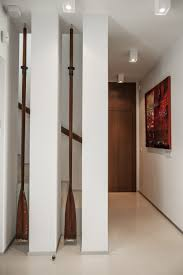architecture contemporary interior design with paddle for