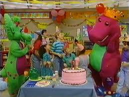 happy birthday barney barney wiki fandom powered by wikia