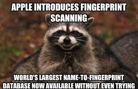 Know Your Meme Com - mockery and macgyver tricks how apple s fingerprint reader is