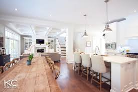 Living Dining And Kitchen Design by Open Concept Kitchen Living Dining Love The Room Except I Would