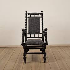 Antique Pressed Back Rocking Chair Antique American Rocking Chair For Sale At Pamono
