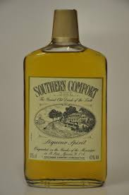 Southern Comfort Bottle Southern Comfort Liqueur Spirit Whisky Online Auction Lot Id