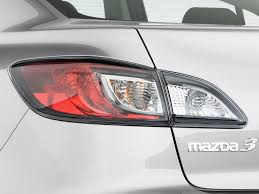 mazda 3 tail lights image 2011 mazda mazda3 4 door sedan auto i sport tail light size