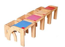 helper funstation ensemble table bureau et chaise en