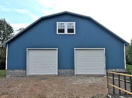 gambrel garage the gambrel garage north country storage barns
