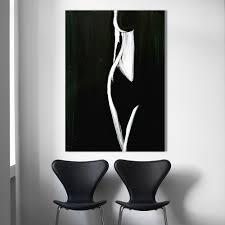 Black White Home Decor Hdartisan Wall Art Pictures For Living Room Home Decor Modern