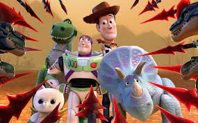 toy story forgot u0027 christmas special meet toys