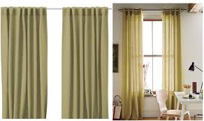 Ikea Panel Curtain Ideas by Syssan Curtains 1 Pair Ikea Office Space Dividers Eames Shell