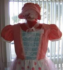 toy story inspired little bo peep halloween costume dress