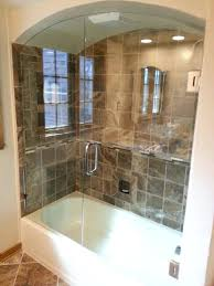 bathroom shower doors ideas bathtubs glass shower doors above tub bathroom shower glass door