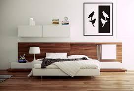 chambre a coucher moderne en bois 100 idées pour le design de la chambre à coucher moderne