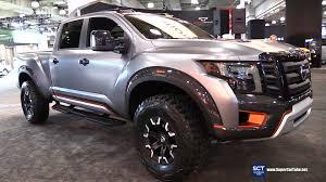 nissan titan diesel canada 2017 nissan titan warrior exterior and interior walkaround