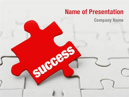 Success Puzzle Powerpoint Templates Success Puzzle Powerpoint Puzzle Powerpoint Template Free
