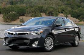 toyota sedan toyota avalon sedan livery edition 2013 photo 87477 pictures at
