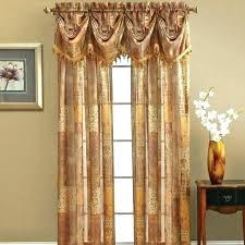 Rust Color Curtains Sheer Curtains Rust Color Muarju Me
