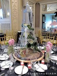 Paris Centerpieces Ideas by April In Paris Centerpieces For A Spring Party