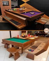 How To Build A Dining Room Table Plans by Best 25 Pool Table Dining Table Ideas On Pinterest Pool