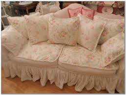 How To Make Sofa Covers Shabby Chic Slipcovers Latest Full Size Of Sofanew Wonderful