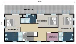 House Plan Ideas South Africa 3 Bedroom 2 Bathroom House Plans South Africa Memsaheb Net