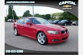 335i Red Interior For Sale Used Bmw 3 Series For Sale In Raleigh Nc Edmunds