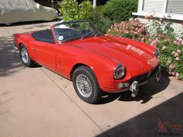 of a kind 1964 triumph spitfire 4 mark 1 roadster