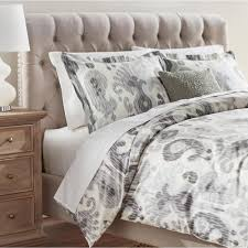 home decorators collection still water grey king duvet 9872920270