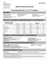 Ghs Safety Data Sheet Template Ghs Safety Data Sheet