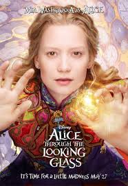 film of fantasy adventure fantasy film alice through the looking glass by james