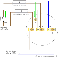 one light one switch wiring diagram carlplant