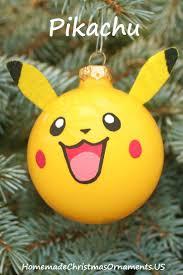 pikachu ornament ornaments