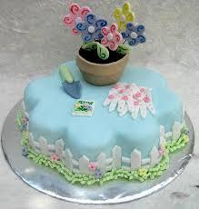 flower garden cake by monica tan monica tan flickr